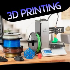 3D Printing class in-person