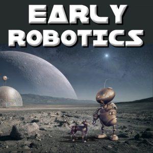 Early robotics classes