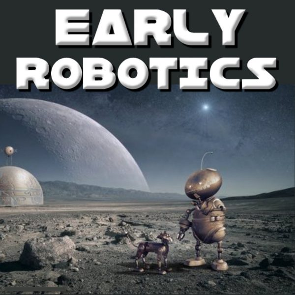 Early robotics classes