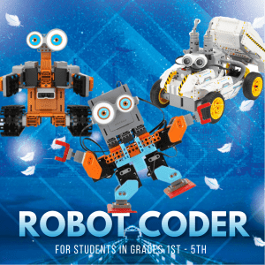 Robot Coder Robotics programs