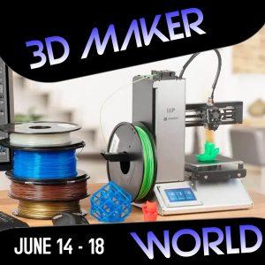 3D printing STEM camp
