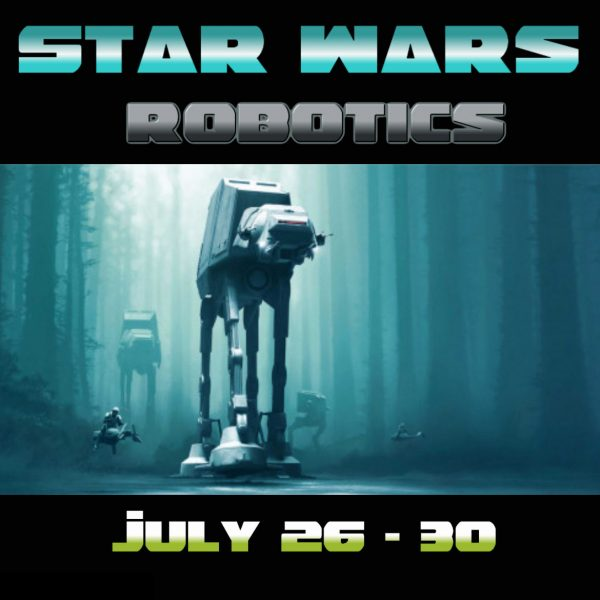Star Wars Robotics Coding camp